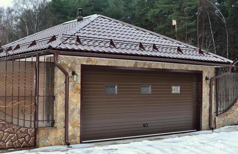 Строительство гаражей под ключ Минск и РБ